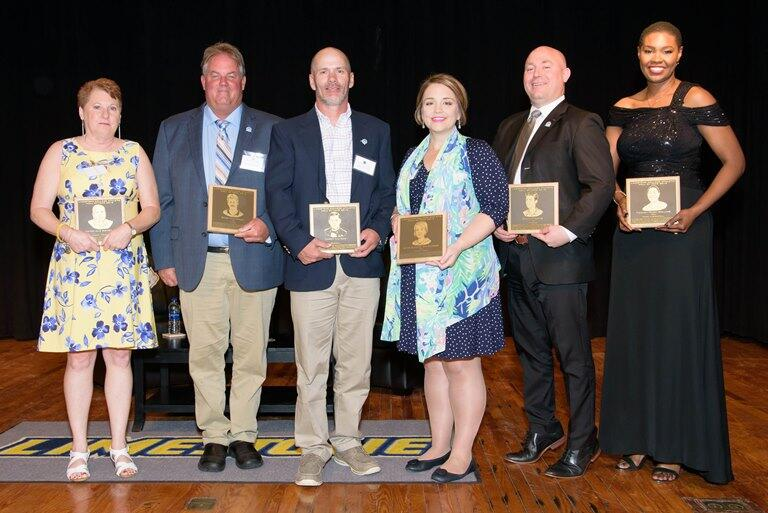 Limestone Athletics Inducts 2019 Hall Of Fame Class