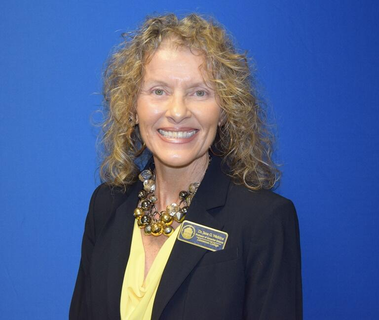 Limestone's Dr. Jane Watkins Receives Excellence In Teaching Award