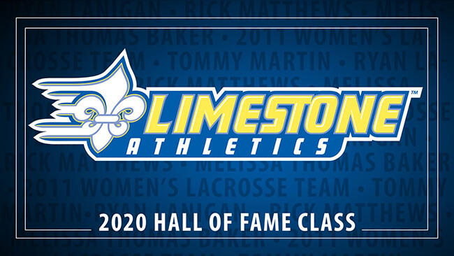 Limestone Athletics Announces Hall of Fame Class of 2020
