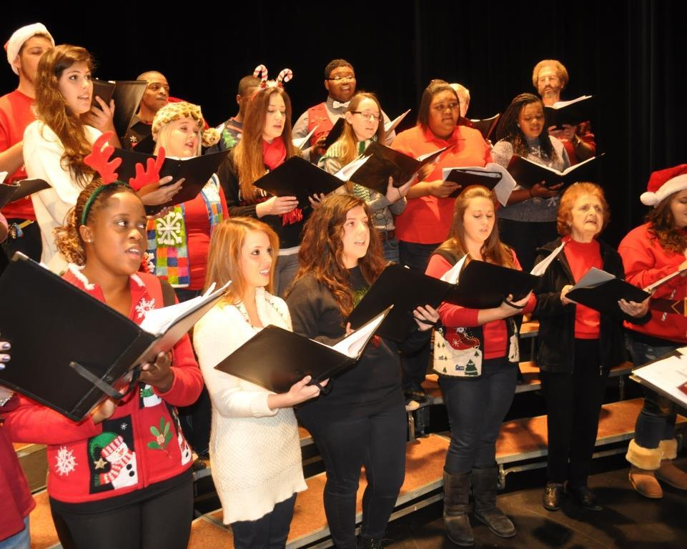 Limestone College & Community Chorus To Ring In The Holidays With December 7 Concert